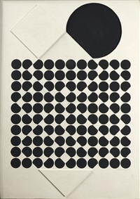 cassiopee by victor vasarely