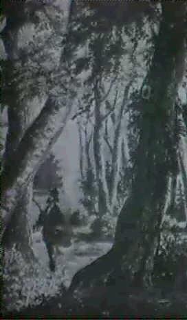 falls on the south muskoka great interior by joseph julius humme