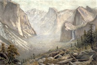 yosemite valley by jack wisby