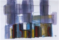 untitled abstract by james hull