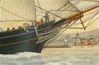 the brig stephen bishop of searsport, maine by percy a. sanborn