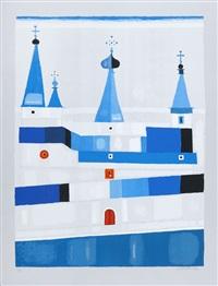 cerkiew by jerzy nowosielski