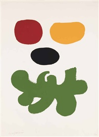 levitation by adolph gottlieb