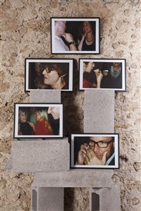 not another party! (5 works) by martin parr