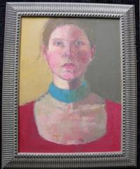 self-portrait by christina renfer vogel