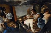 la caduta della manna by michele ragoglia