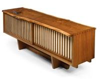 sideboard by mira nakashima-yarnall