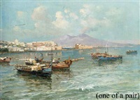 the coast of capri by g. cortese