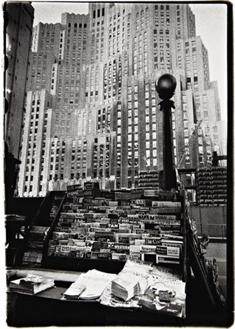 metropolitan life insurance building new york city by robert frank