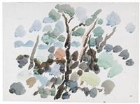 bäume by gustav hessing