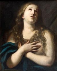 la madeleine repentante by andrea vaccaro