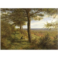 firs and furze by james thomas linnell