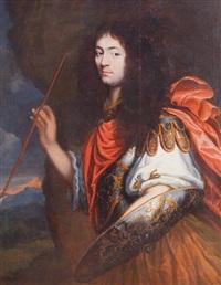 portrait de monsieur, frère du roi (?) by louis ferdinand elle the elder