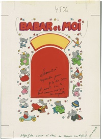 babar et moi by laurent de brunhoff