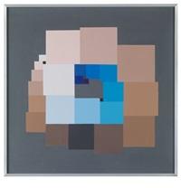 quadratspirale by anton stankowski