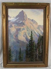 pinnacle peak, arizona by marion boyd allen
