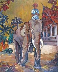 les éléphants by marc leguay