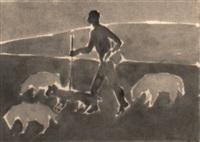 pastor d'ulla (estudi ii) by robert llimós