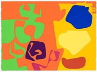 january by patrick heron