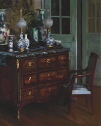 french interior by susan watkins