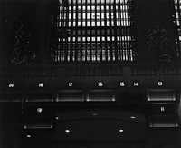 new haven line tracks, grand central station, new york by james welling