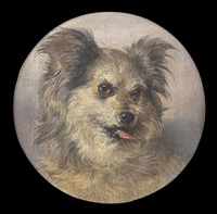 a rough-coated terrier by george earl