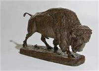 american bison by adolph alexander weinman