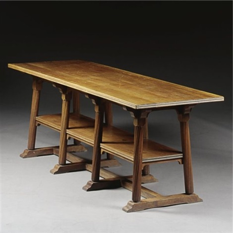 table after philip webb by george washington jack