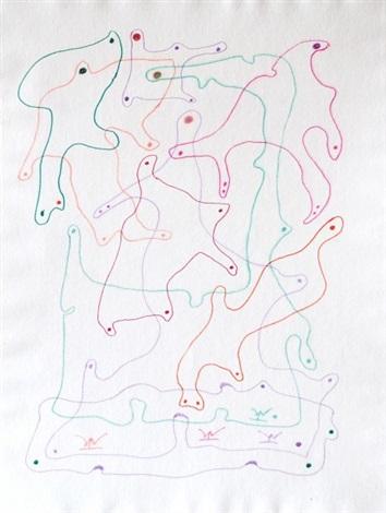 Automaticka Kresba By Ladislav Novak On Artnet
