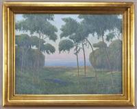 untitled (california landscape_ by william dorsey