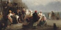 the fish market, make your bid by john morgan