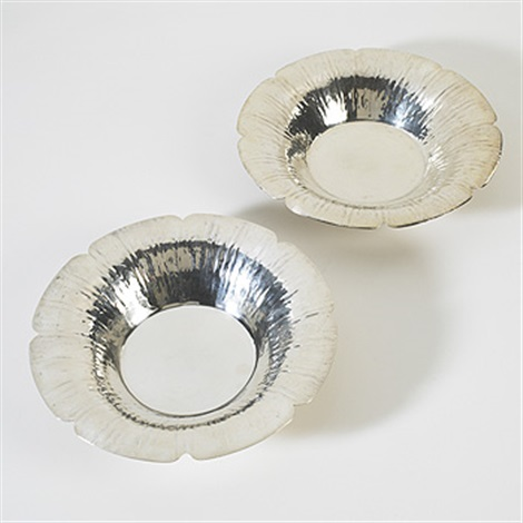plates pair by william waldo dodge