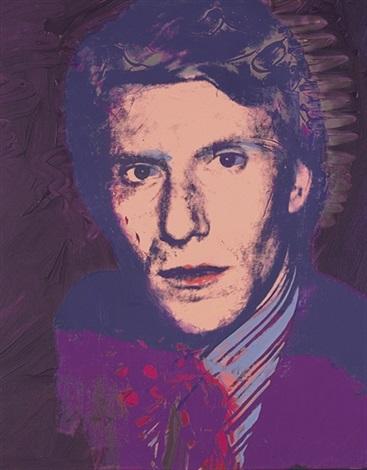 Yves Saint Laurent by Andy Warhol on artnet