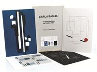 dieci opere grafiche. opere dal al 1981 (10 works) by carla badiali