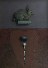feral heart by graeme k. townsend