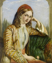 the sultana by henry nelson o'neil