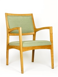 dining chairs (6 pieces) by fred ward