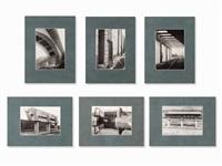 bautechnik (6 works) by albert renger-patzsch