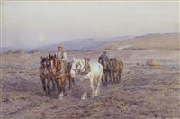 heading home by harold joseph swanwick