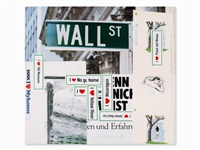 wall st by martin kippenberger