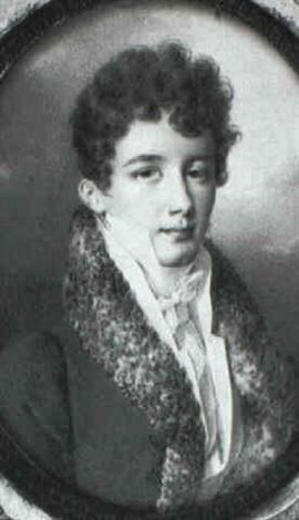 portrait de gentilhomme by henri joseph hesse