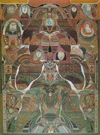 symboles des pyramides by augustin lesage