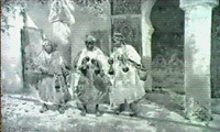 les gnaoua, chanteurs de rue by paolo simoni