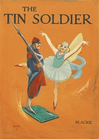 the tin soldier and the flying trunk (+ 5 others; 6 works) by john hassall