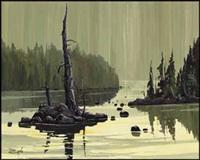 landscape by bruno cote