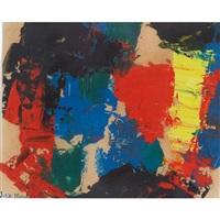 abstract by james (jock) williamson galloway macdonald