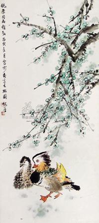 鸳鸯 by ye juwu