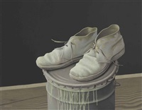 the painter's shoes by roger medearis