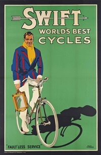 swift, world's best cycles by frank newbould