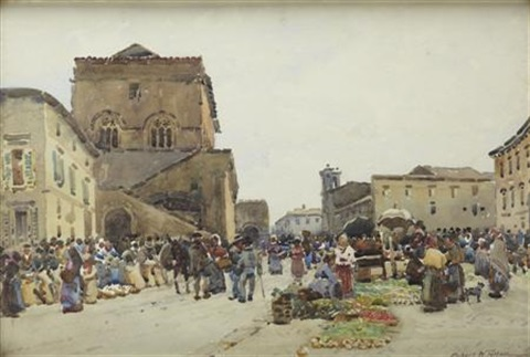 market morning orvido by robert weir allan